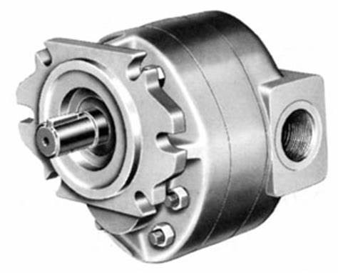 V O E 14602247 Hydraulic Gear Pump